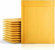 Any Size Kraft Bubble Mailers Padded Envelope Shipping Bags Seal