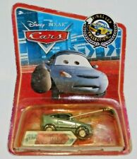 DISNEY PIXAR CARS FINAL LAP SERIES MATTI IMPERFECT PACKAGE