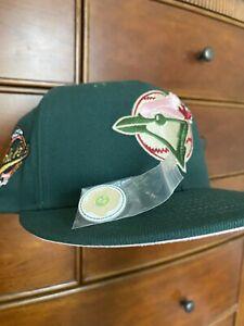 Hat Club Exclusive Green Eggs & Ham 59fifty Toronto Blue Jays 1992 size 7 1/4
