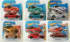 Honda Diecast Vehicles with Limited Edition