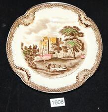 Johnson Bros England Old Britain Castles Braun Untertassen 14 cm (1608)