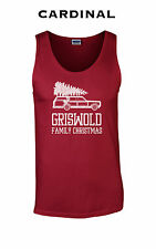 387 Griswold family Christmas Tank Top cool funny xmas tree gift clark holiday