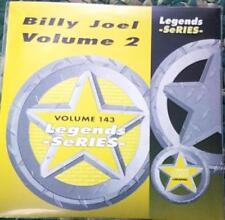 Legends Karaoke Cdg Billy Joel #143 Oldies Rock 16 Songs Cd+G Big Shot Pop 1980S