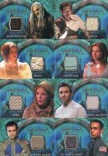Stargate Atlantis Season One Costume Card Set 11 Cards
