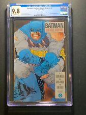 Batman: The Dark Knight Returns #2 CGC 9.8 (DC Comics 1986) 1st print