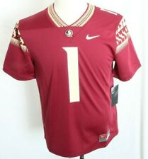 NEW Florida State Seminoles 1 Maroon Nike Youth Untouchables Football Jersey  L 3f11b02b3