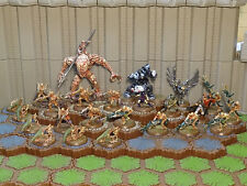 Build Your Heroscape Army - Complete Swarm of the Marro 24 Figures Set