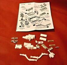 Model Car Parts Amt Olds 394 Race Engine 125
