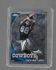 2010 Topps Chrome - DEZ BRYANT - Rookie Card #C60 - COWBOYS