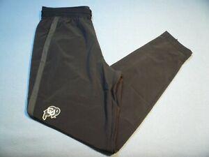Nike Colorado Buffaloes Travel Dri-Fit NEW Athletic Pants lightweight CU Buffs