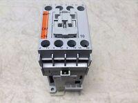 Sprecher + Schuh CA7-16C-10 24 VDC Coil Starter 10 HP @ 460 V CA716C10 CA7 16