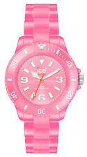 Ice-Watch Classic Big Solid Polyamide Mens Pink Fashion Watch CS.PK.B.P.10