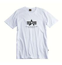 Alpha Industries T-shirt weiß