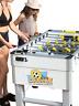 Babyfoot exterieur solaire USB recharge, respectez la planete, Solar Soccer