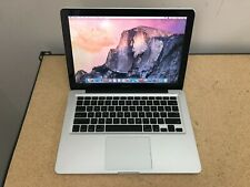 New listing Apple MacBook Pro A1278 Core 2 Duo @ 2.26Ghz 4Gb 250Gb Ssd*Yosemite (No Ps)*