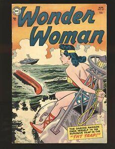 Wonder Woman # 68 VG+ Cond.