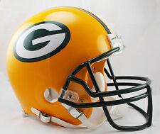 GREEN BAY PACKERS NFL Riddell Pro Line AUTHENTIC VSR-4 Football Helmet