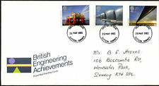 GB FDC 1983, ingeniería británica, Sutton Surrey IED #C43872
