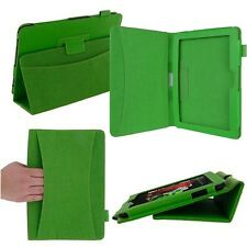 """rooCASE for Amazon Kindle Fire HD 8.9"""" Dual Station Vegan Leather Case Lot C25"""