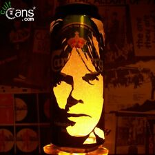 Joey Tempest Beer Can Lantern! Europe, The Final Countdown Pop Art Portrait Lamp