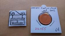 PAYS BAS 5 CENTIMES D'EURO CENT 2002 - OLD NEDERLAND COIN - REF22155