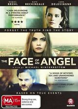 The Face Of An Angel (DVD, 2015)-FREE POSTAGE