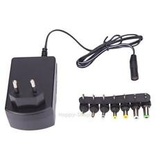 3.0A Universal AC DC Adapter Converter 6 Plugs 12V Power Charger EU