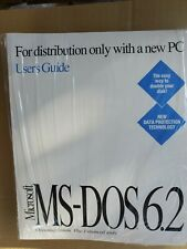 MICROSOFT WINDOWS & MS DOS 6.2 OPERATING SYSTEM PLUS ENHANCED TOOLS USER'S GUIDE