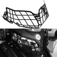 inox grille de protection de phare avant noir Pour Benelli TRK502 TRK 502 AF