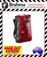 Brahma Caribee Red/Black Trident 32L Waterproof Dry Bag/Rucksack (5864)
