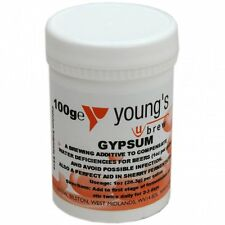 Young's Brew Gypsum A Brewing Additive 100g