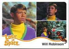 THE COMPLETE LOST IN SPACE PROMOTIONAL CARD UK