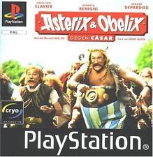 Sony PlayStation ps1-juego | Asterix & Obelix contra césar | CD | muy bien