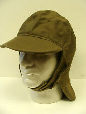 WWII US NAVY COLD WEATHER DECK HELMET 7 ½