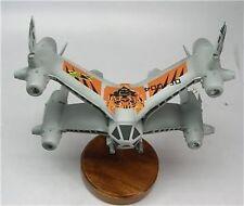 Starfury Babylon-5 Starfighter Spacecraft Wood Model Large New