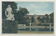 Ak schloßanlagen Sanssouci con Júpiter (f604)