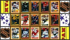 2012 Panini NHL Hockey Stickers Complete Set of 390 The Nuge G Landeskog Rookie