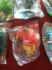 Set of 1999 Complete (12) Beanie Babies - McDonalds - Unopened