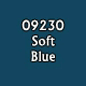 09230 SOFT BLUE - 0.5 oz Dropper Reaper Master Series Paints