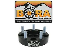 """3.50"""" BORA Wheel Spacers for Toyota Land Cruiser (1998-2007, 2 Spacers) USA Made"""