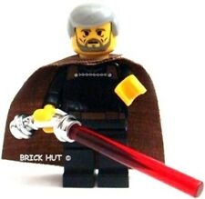LEGO STAR WARS CLASSIC 2002 COUNT DOOKU + CHROME ANGLED HILT + GIFT - 7103 - NEW