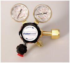 Fisherbrand 10-575-138 Multistage Cylinder Gas Regulators Argon Helium Nitrogen