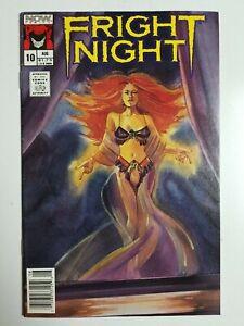 Fright Night (1987) #10 - Very Good - Newsstand variant
