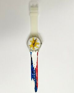 Swatch Philippines Ode to the Flag by Bencab