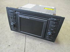 Navigation Plus Navi Navigationseinheit AUDI A4 B6 B7 Radio CD 8E0035192 2-DIN
