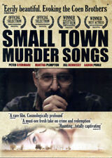 SMALL TOWN MURDER SONGS DVD Movie- Brand New & Sealed- Fast Ship! VG-157