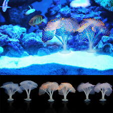 Magic Fluorescence Coral Ornament Aquarium Home Decoration Fish Tank Accessories