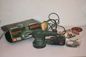 Bosch PEX 270 AE Random Orbital Sander.