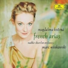 "Magdalena Kozena ""French Arias"" CD NEUF"