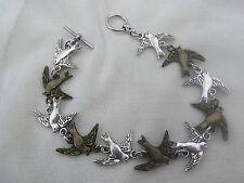 Flock Of Birds Bracelet